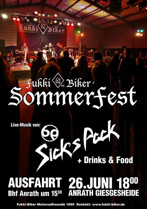 Fukki-Biker Sommerfest
